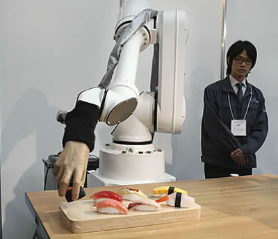sushi-robot