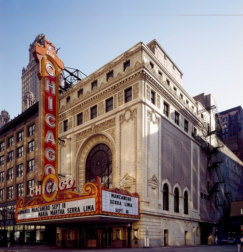 chicago-theatre-890350_1280
